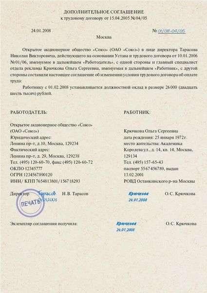 Дополнительное Соглашение На Уменьшение Цены Контракта Образец 44 Фз
