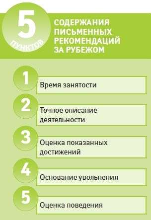 Образец Рекомендации От Работодателя Домработнице - фото 11