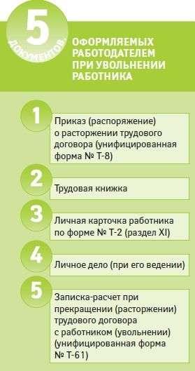 инструкция по заполнению обходного листа - фото 7