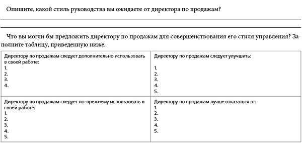 анкета стиль руководства - фото 6