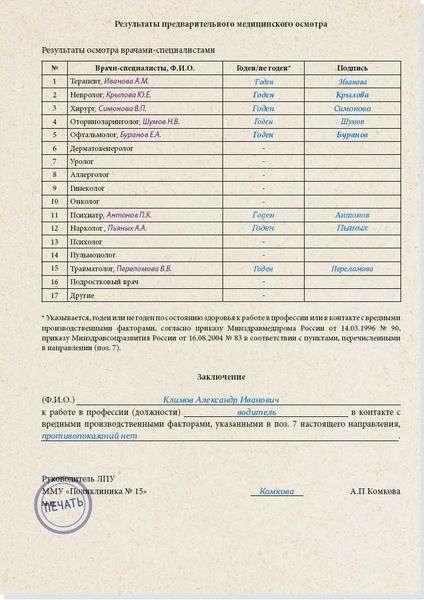 Медицинская книжка в Москве Ховрино бесплатно